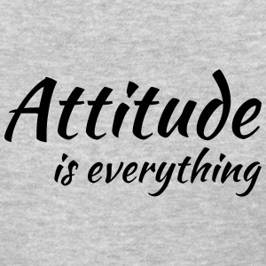 Attitude is everything Women's T-Shirts - Women's T-Shirt