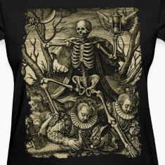 DEATH AND ROYAL TWINS OCCULT T-SHIRT