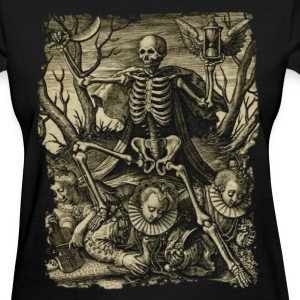 DEATH AND ROYAL TWINS OCCULT T-SHIRT - Women's T-Shirt