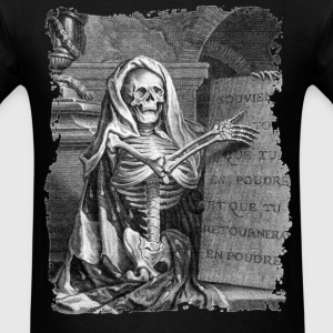 MEMENTO MORI I B&W OCCULT T-SHIRT - Men's T-Shirt