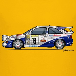 Ford Escort RS Cosworth Rally Monte Carlo Baby & Toddler Shirts - Toddler Premium T-Shirt