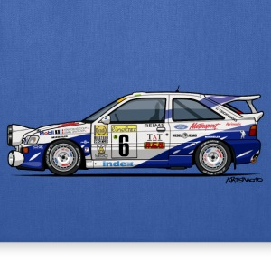 Ford Escort RS Cosworth Rally Monte Carlo Bags & backpacks - Tote Bag