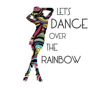 Dance over the raimbow