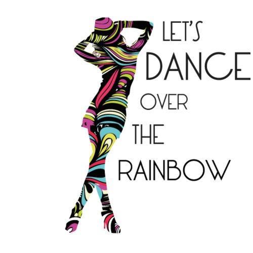 Dance over the raimbow