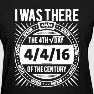 Square Root Day I Was The - Women's T-Shirt