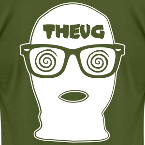 The Urban Geek Ski Mask T-Shirt - Men's T-Shirt by American Apparel