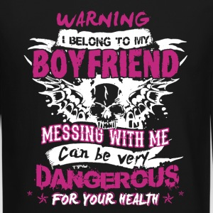 I Belong To My Boyfriend - Crewneck Sweatshirt