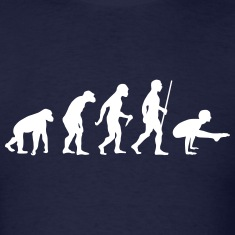 Evolution Yoga (Bhujapidasana) T-Shirts