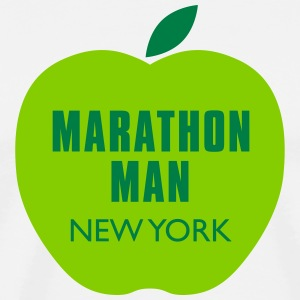 Marathon Man New York - Men's Premium T-Shirt