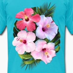 AD Flowers T-Shirts