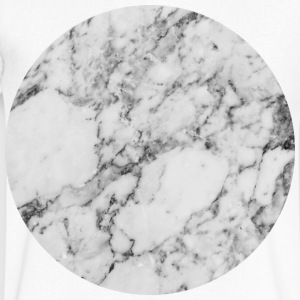 AD Silver Moon Marble T-Shirts - Men's V-Neck T-Shirt by Canvas