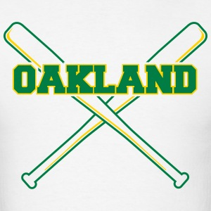 Oakland Baseball T-Shirts - Men's T-Shirt