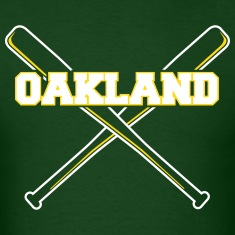 Oakland Baseball T-Shirts
