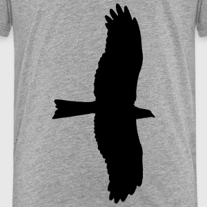 Eagle, bird of prey Kids' Shirts - Kids' Premium T-Shirt