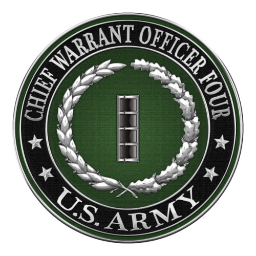 Chief Warrant Officer 4