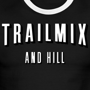 Trailmix and Hill  - Men's Ringer T-Shirt