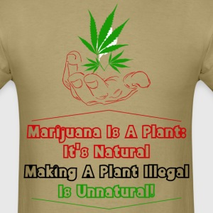 Legalize Marijuana - Men's T-Shirt