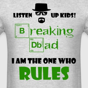 Breaking Dad - Men's T-Shirt