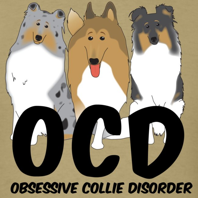 OCD - Mens T-shirt