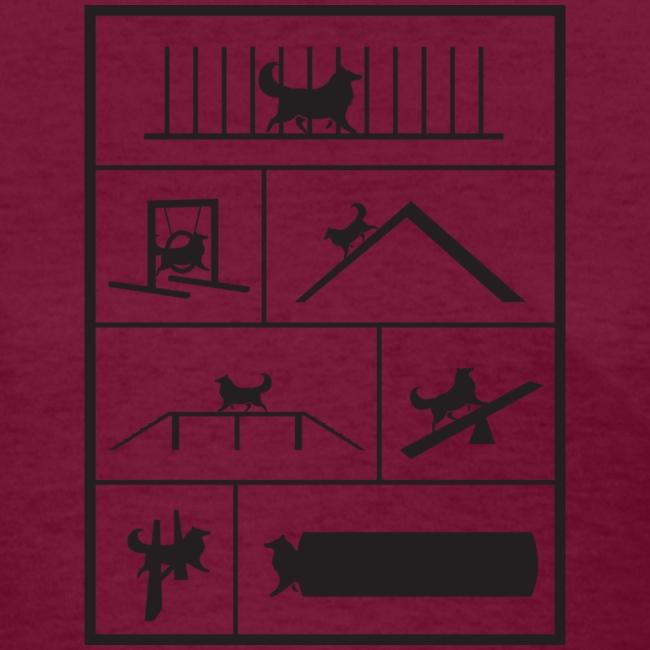 Agility - Womens T-shirt
