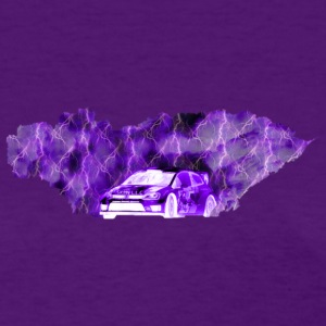 RALLY 1 PURPLE LIGHTNING Women's T-Shirts - Women's T-Shirt