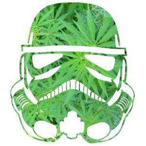 Weed Trooper / 420 design