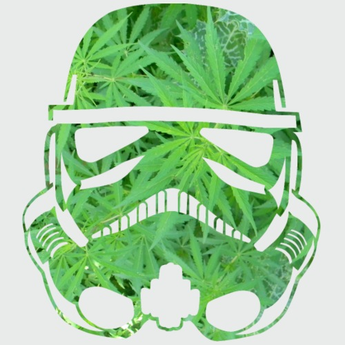 Weed Trooper / 420 design