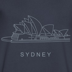 Opera House in Sydney T-Shirts