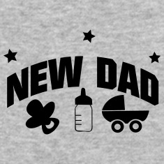 new_dad_3 T-Shirts