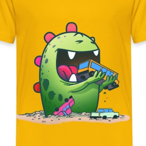 Cute monster - Toddler Premium T-Shirt