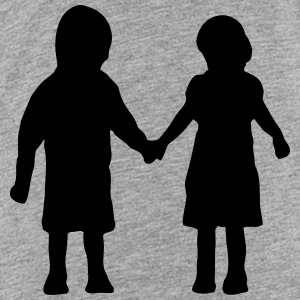 Kids holding hands Baby & Toddler Shirts - Toddler Premium T-Shirt