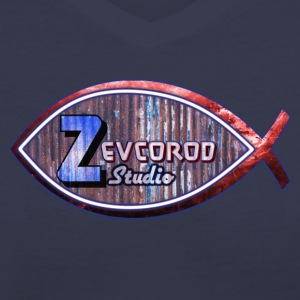 Zevcorod Studio - Women's V-Neck T-Shirt