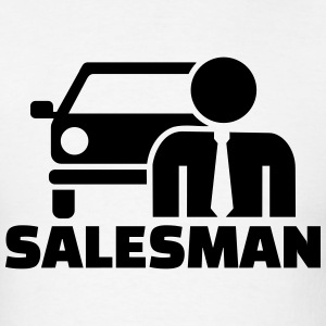 Car salesman T-Shirts - Men's T-Shirt