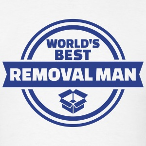 Best removal man T-Shirts - Men's T-Shirt
