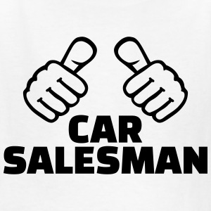 Car salesman Kids' Shirts - Kids' T-Shirt
