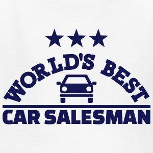 Best car salesman Kids' Shirts - Kids' T-Shirt