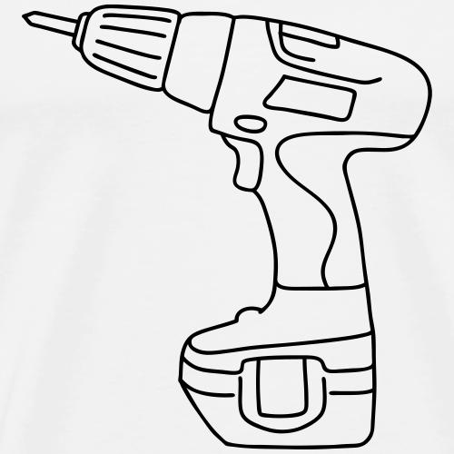 Screwdriver handyman work