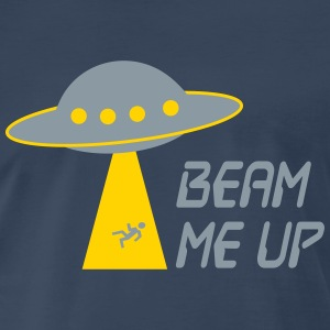 aliens T-Shirts - Men's Premium T-Shirt