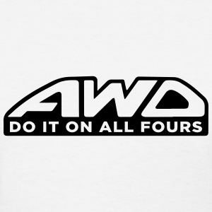 AWD T-Shirts - Women's T-Shirt