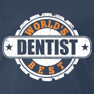 World's Best Dentist T-Shirts - Men's Premium T-Shirt