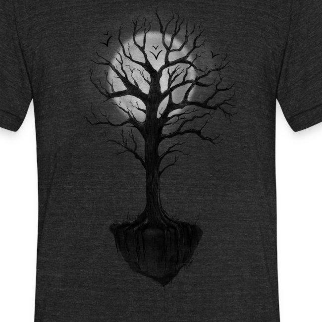 Moon Tree Night