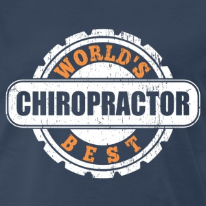 World's Best Chiropractor T-Shirts - Men's Premium T-Shirt