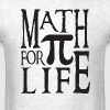 math for life - Men's T-Shirt