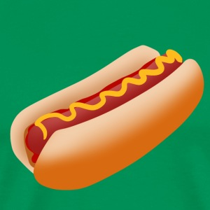 Hot dog T-Shirts - Men's Premium T-Shirt