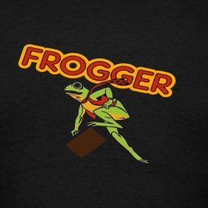 Frogger 2-Sided Shirt - Men's T-Shirt