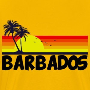 Barbados T-Shirts - Men's Premium T-Shirt