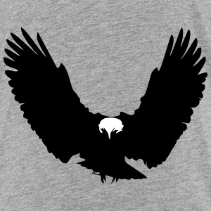Eagle, 2 colors Kids' Shirts - Kids' Premium T-Shirt