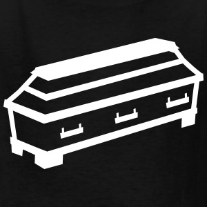Coffin Kids' Shirts - Kids' T-Shirt