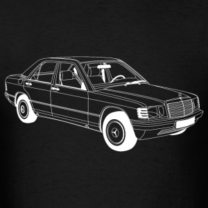 Mercedes Benz W201 190E - Men's T-Shirt