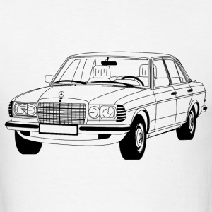 Mercedes Benz W123 280E - Men's T-Shirt
